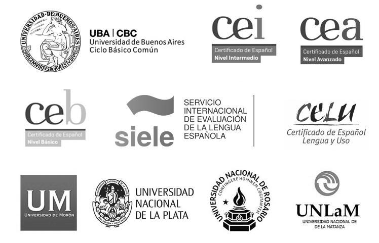 Certificado de espanhol para o cbc